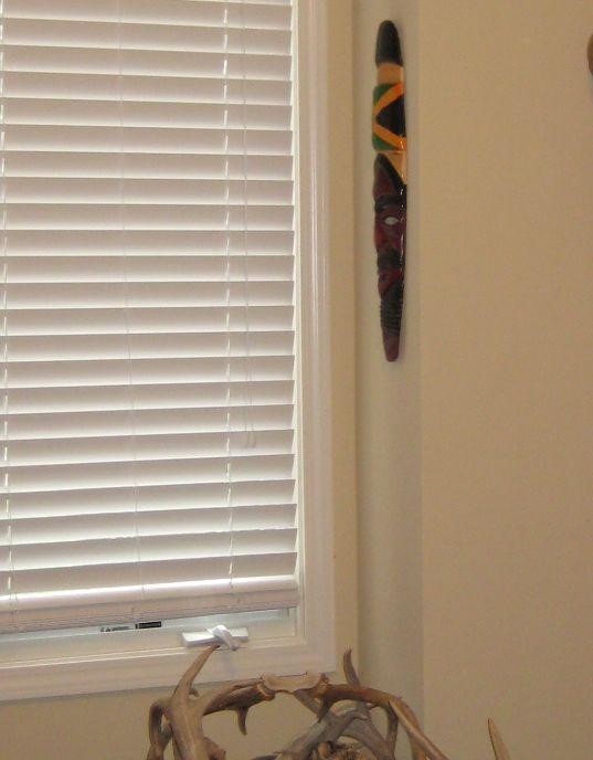 """BEFORE"" Window area."