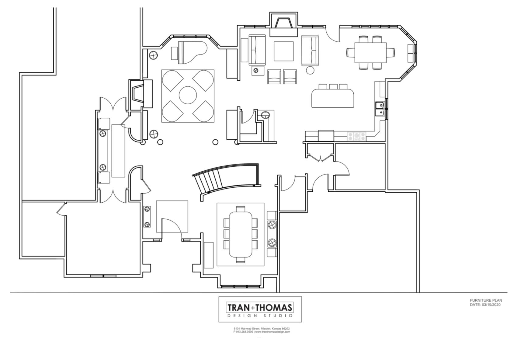 custom floor plan kansas city custom home