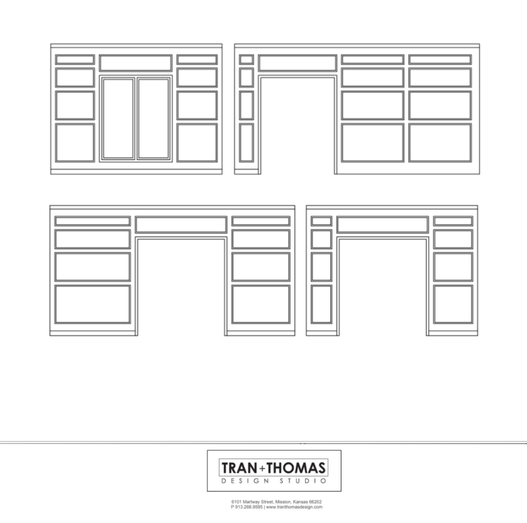 Custom home design and interior design Kansas City, top interior designers